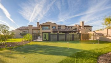 Design Spotlight: Silverleaf Ranch Hacienda