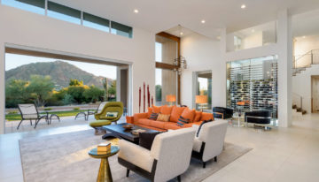 Interior Design Inspo of the Week: Custom Contemporary Paradise Valley Home by Est Est Scottsdale
