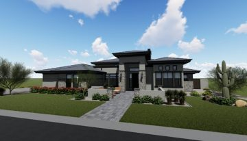 Best Places to Live: Stellar Airpark Estates II by Forte Homes