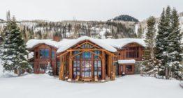 On the Market: Park City Mountain Estate Cabin