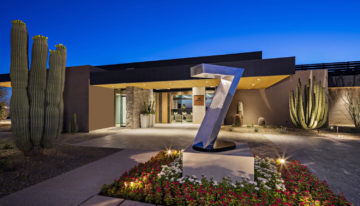 Seven Desert Mountain Clubhouse Wins Major Award