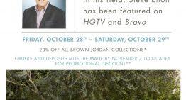 Brown Jordan Scottsdale Design Event