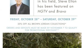 Brown Jordan Scottsdale Design Event