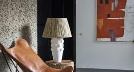 Ceramics Class: Lockton Table Lamp