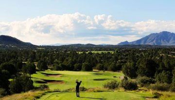Prescott Golf Course Offers Veterans Day Special