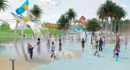 East Valley Gearing Up for The Strand @ Gilbert Water Attraction