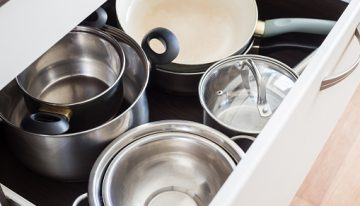 Small Steps to De-Cluttering Your Home Before the Holidays