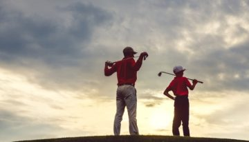 Luxury Course Offers Free Golf for Kids