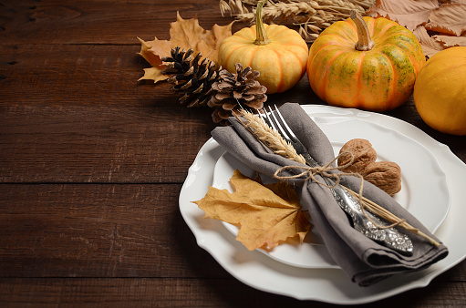 Hosting a Thanksgiving Dinner