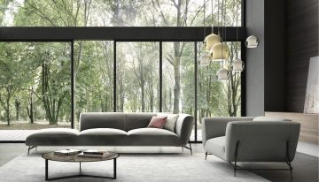 Design Spotlight: Copenhagen Imports' Tortona Sofa