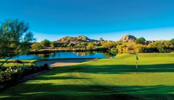 Troon North Golf Club's Renovated Monument Course Now Open