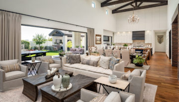 Interior Design Inspo of the Week: Modern Farmhouse in Gilbert by Est Est Scottsdale