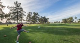 Valley Clubs Host Arizona FootGolf Day
