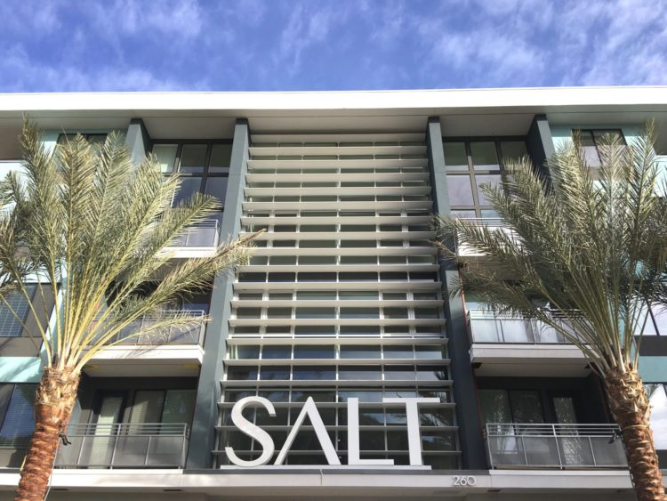Nestled Between U201cAu201d Mountain And Tempe Town Lake, SALT Boasts Stunning  Waterfront Views And Boutique Resort Style Amenities Across 3.7 Acres.