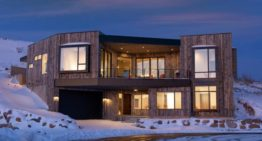 On the Market: Modern Mountain Utah Ski Home
