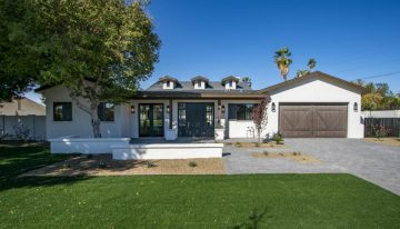 On the Market: Beautiful New Construction in Arcadia