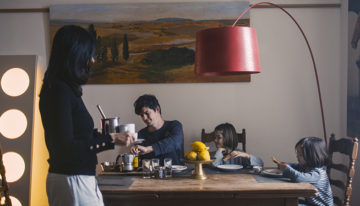 Lighting Designer Foscarini Highlights Real People in 'Vite (Lives)' Films