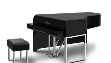 Grand Pianos by Audi