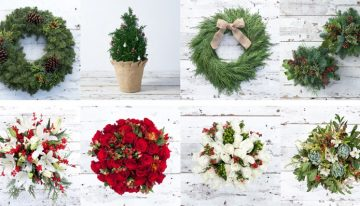 The Bouqs Company's Holiday Collection