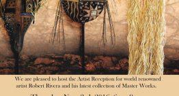 Buffalo Collection Hosts World-Renowned Artist Robert Rivera