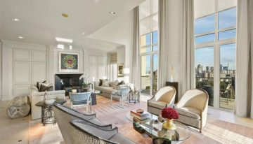 On the Market: Exceptional Dallas Penthouse with Skyline Views