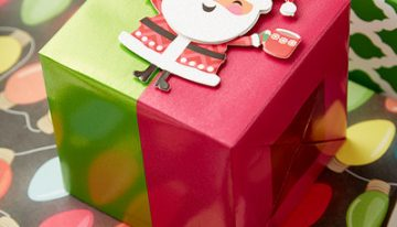 Gift Wrap Wonderland by The Container Store