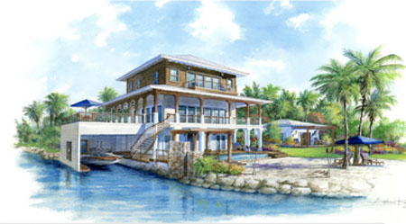 Private Island Living at The Ritz, Grand Cayman