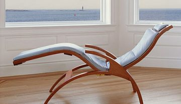 Thos. Moser Redefines the Chaise