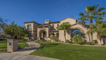 On the Market: $3,195,000 Smart Home in Chandler's Coveted Island at Fulton Ranch