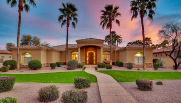 On the Market: Fully Remodeled Custom Chandler Estate