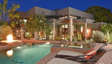 On the Market: $2,074,900 Modern Masterpiece Home in Prime Pinnacle Peak Neighborhood