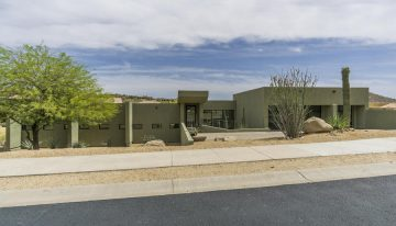 On the Market: $1,100,000 Designer Home in Coveted Scottsdale Hidden Hills