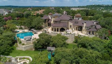 On the Market: A Majestic Villa in the Heart of Austin