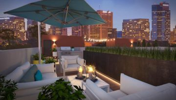On the Market: $640,000 Luxury Condo in the Heart of Downtown Phoenix Arts District
