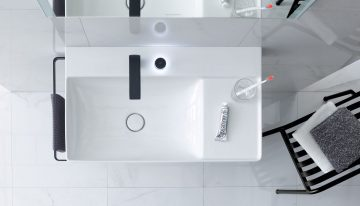 Let This Sink In: Sleek New Washbasins