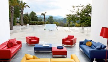 Roche Bobois Debuts Much-Anticipated Spring Lineup