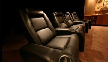 Build Your Own Theater Chair with Elite Home Theater Seating