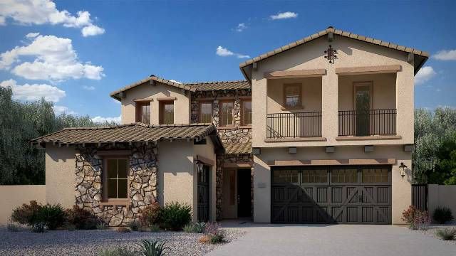 Maracay Homes' Enclave at The Meadows