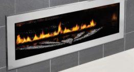 Swarovski Crystal Fireplaces by Napolean Fireplaces