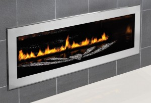 Swarovski Crystal Fireplaces by Napolean Fireplaces