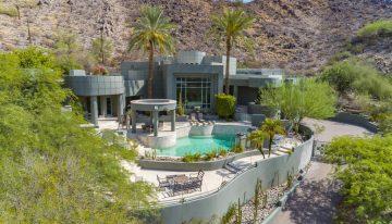 On the Market: Premium Hillside Home at Tatum Canyon