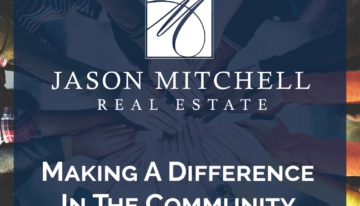 The Jason Mitchell Group Continues Mission of Giving