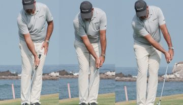 Punta Mita Golf: Y-Chipping Technique