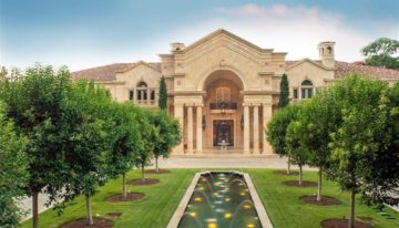 On the Market: A Neoclassical Houston Chateau
