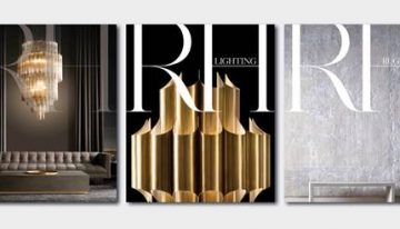RH Introduces Fall 2016 Interiors Collection