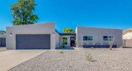 On the Market: $365,000 Remodeled Central Phoenix Home With Contemporary Designer Finishes