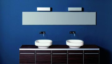 Laufen's Swiss-Chic Bathrooms