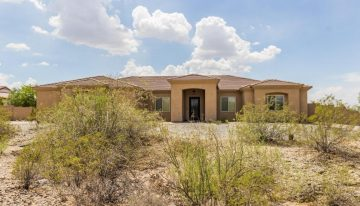 On the Market: $629,900 Custom Home on Expansive 1.5 Acre Horse Property