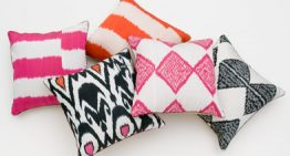 Statement Pillows from Madeline Weinrib