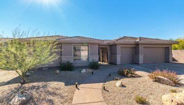 On the Market: $730,000 Erick Peterson Design Home in Scottsdale Hidden Hills
